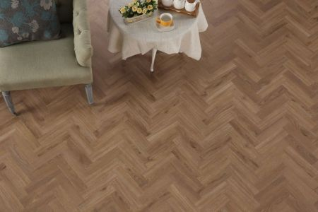 Green-Flor Modern Vintage GWF055 Oak-gold brown